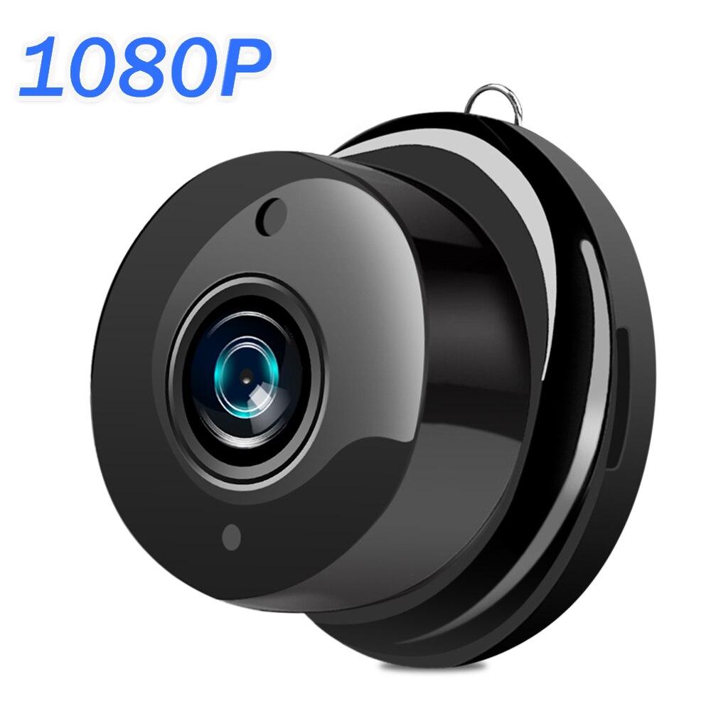 AliExpress - Mini Camera 1080P Wireless Smatr Home Security Camera IP CCTV IR Night Vision Motion Detection, Video Surveillance WiFi Camera