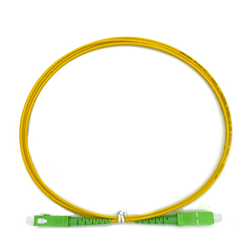 SC fibra APC Cable de parche de fibra óptica parche Cable de...