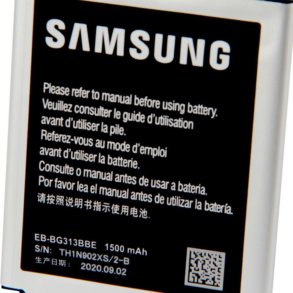 Original Samsung Battery EB-BG313BBE For Samsung Galaxy ACE4 Lite G313H S7272 s7898 S7562C G318H G313m J1 Mini Prime 1500mAh enlarge