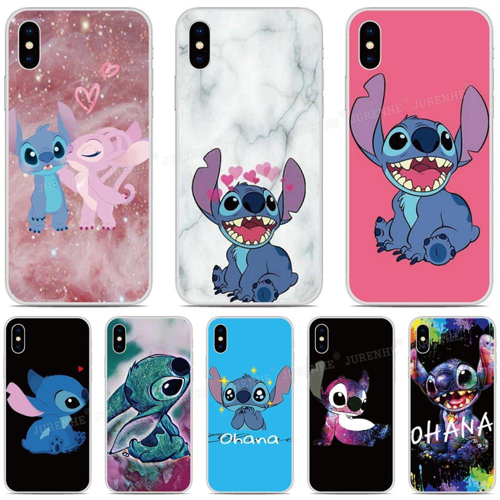 Stitch Ohana Silicone Soft TPU Phone Case For Cubot P30 X19 R11 J3 Pro P20 Power Nova Note S J5 J7 R15 Pro R19 Max 2 2019 Cover