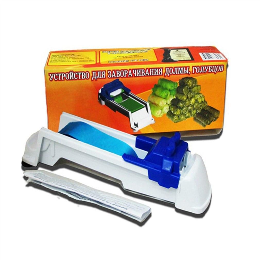 Máquina de Sushi para el hogar, rollos de verduras, Gadgets de cocina creativos de moda, caja de colores, olla para microondas y perros calientes