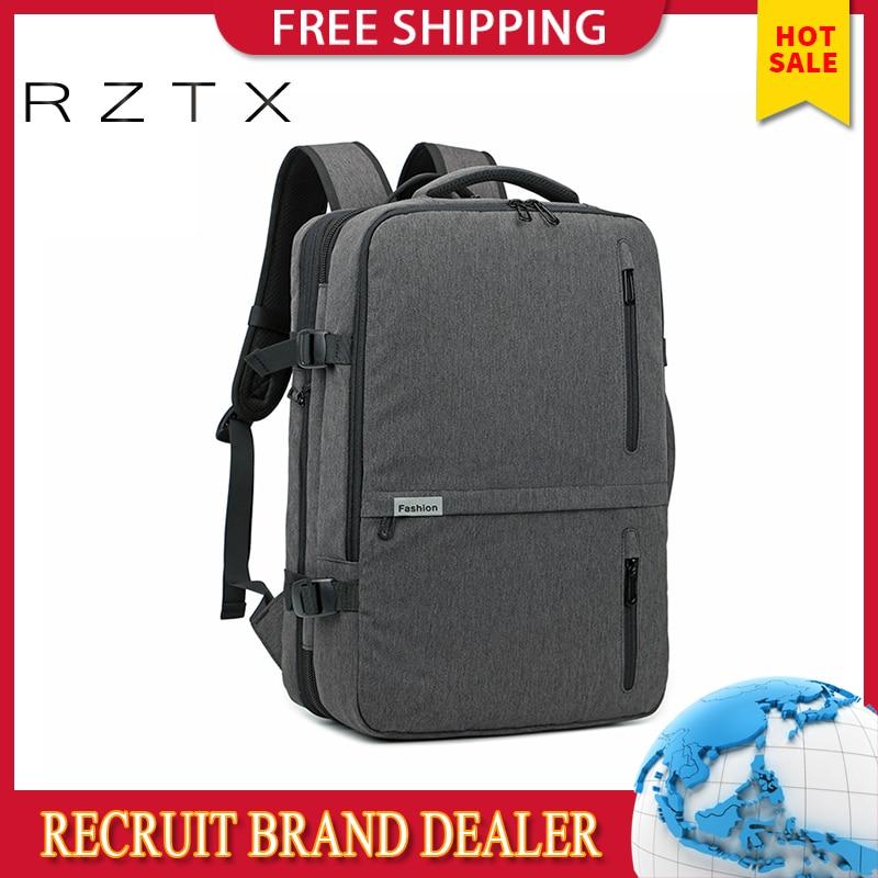 RZTX горячая Распродажа Анти-кражи рюкзак с зарядкой от Usb Порты и разъёмы рюкзак для путешествий