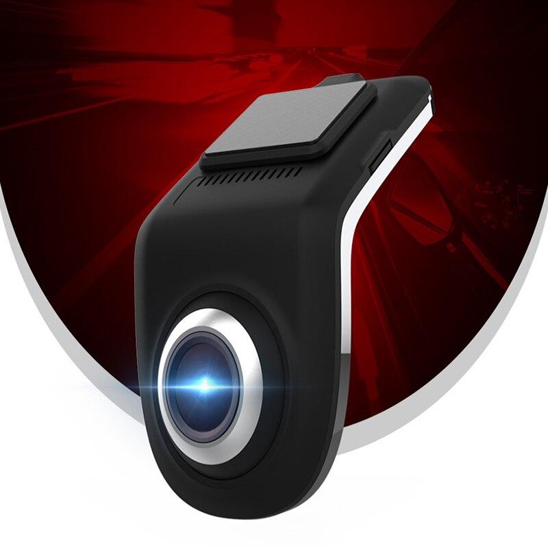 Grabadora DVR para coche, control de velocidad, grabadora de navegación Android, mini USB, visión nocturna sin luz, asistencia para conducción oculta ADAS