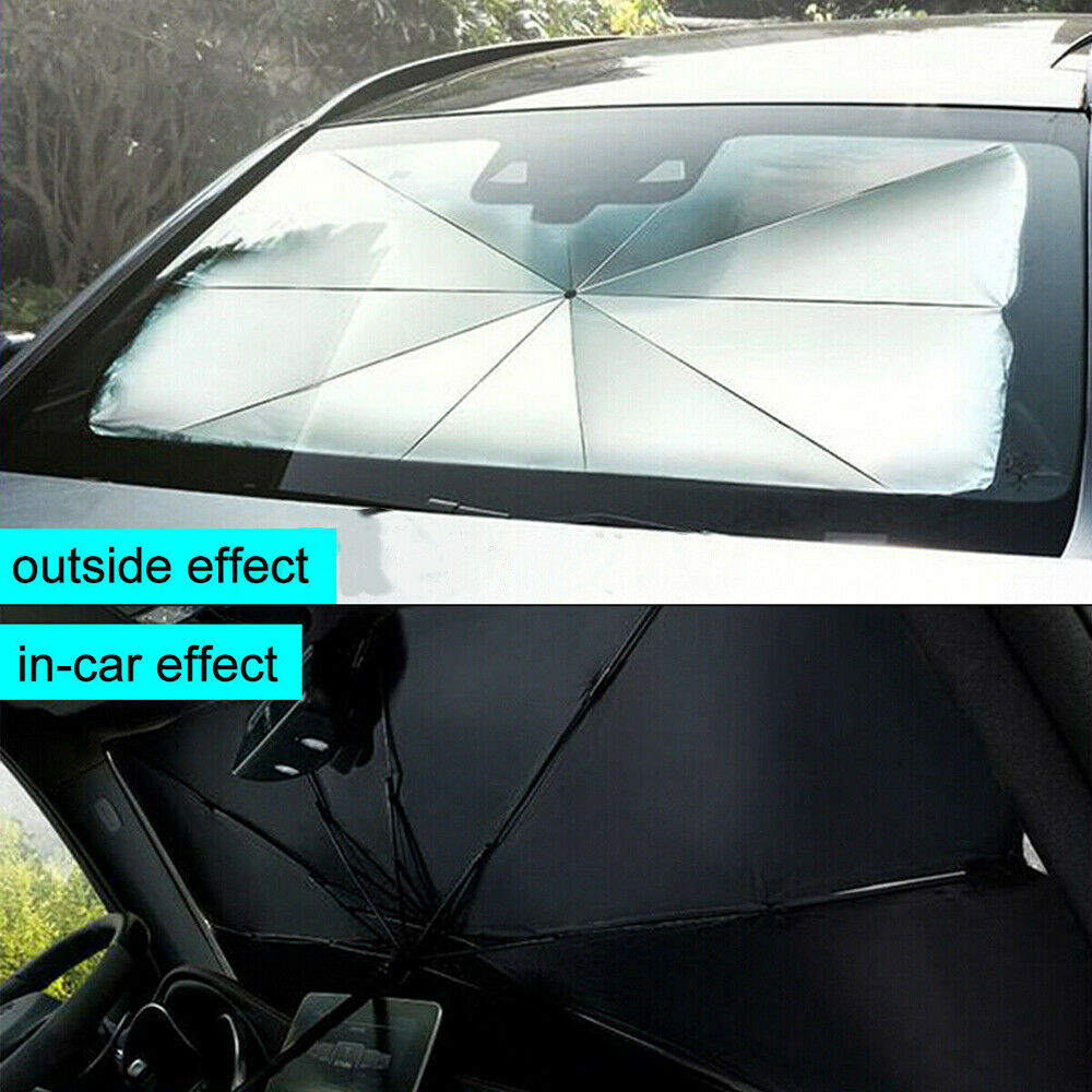Car Sun Shade Protector Parasol Auto Front Window Sunshade Covers Car Sun Protector Interior Windshi