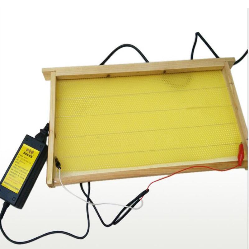 1 adet arıcılık elektrik Embedder ısıtma cihazı 240V arı kovanı yükleyici ekipmanları arıcılık ekipmanları