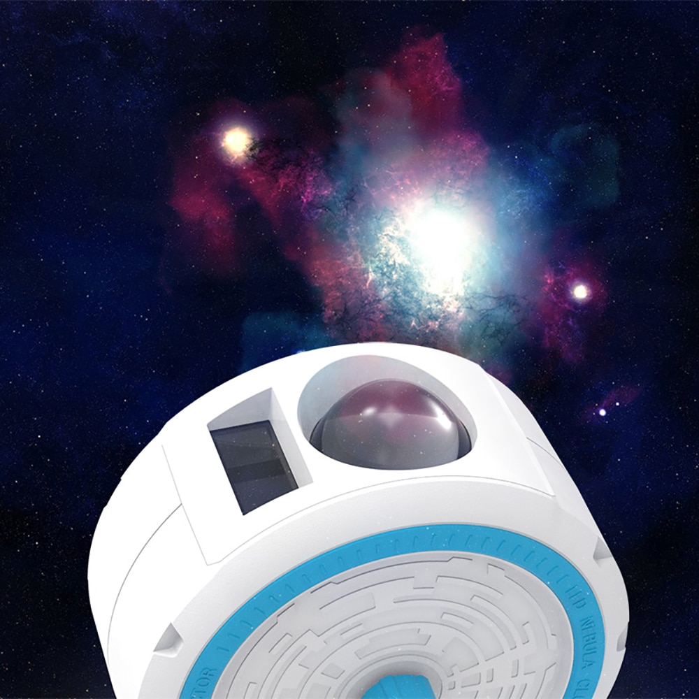 New LED Starlight Dream Rotate Romantic  Projection Lamp  Eight Kinds of Starry   Effects Gifts Decorative Night Light enlarge