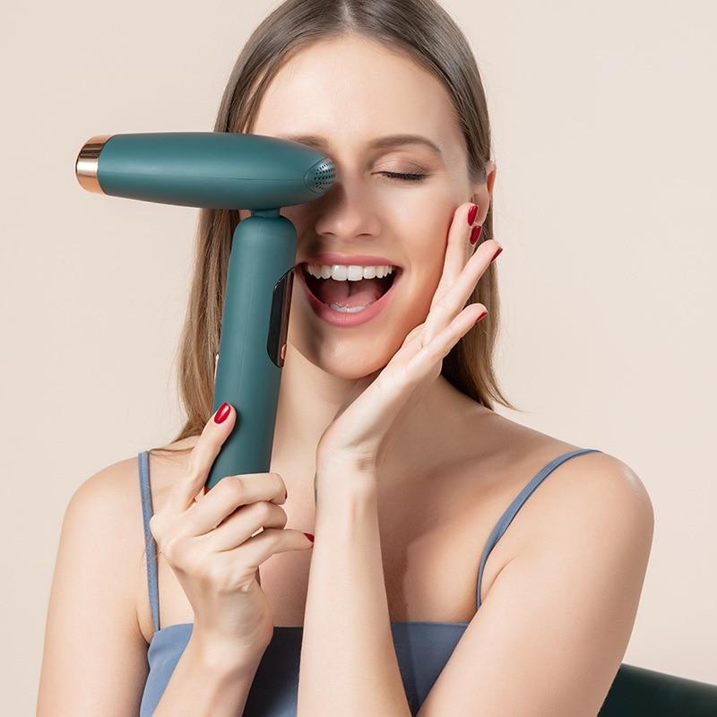 IPL Foldable Epilator Medical Beauty Hair Removal Machine Portable Women Ladies Shaving Machine Painless Permanent Photoepilator enlarge