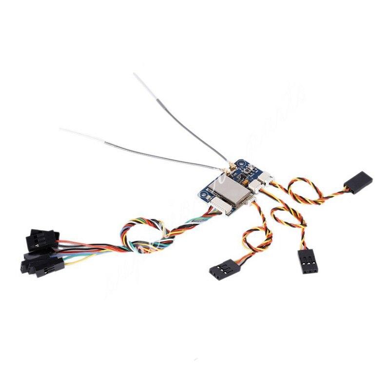 Flysky FS-X6B TL150F4 2,4G PPM i-bus 6CH Mini receptor f Rc Quadcopter FS-i10 FS-i8 FS-i6 FS-i6s FS-i6x transmisor de FS-i4