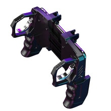 Adjustable Mobile Game Controller, Aim Keys, Free Trigger, Hand Controller For IPhone