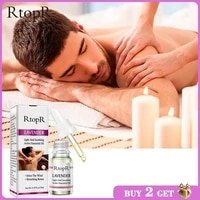 10ml 100 pure plant lavender body massage oil essential oil relieve stress ginger better sleep body massage smooth firm skin