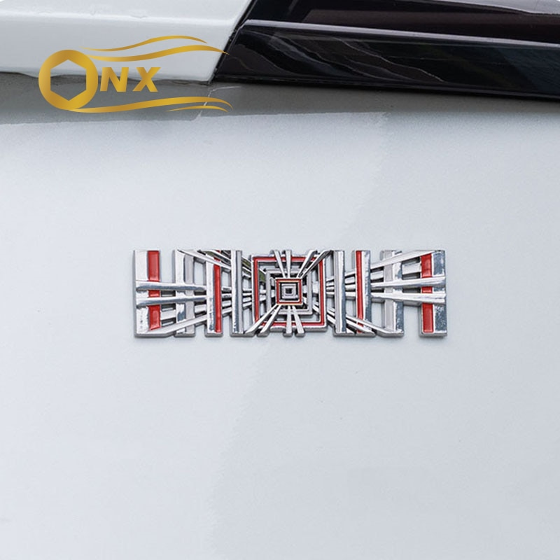 Автомобильная задняя бирка, логотип автомобиля, сетка, автомобильная задняя бирка, автомобильная наклейка для Tesla Model S, клетка