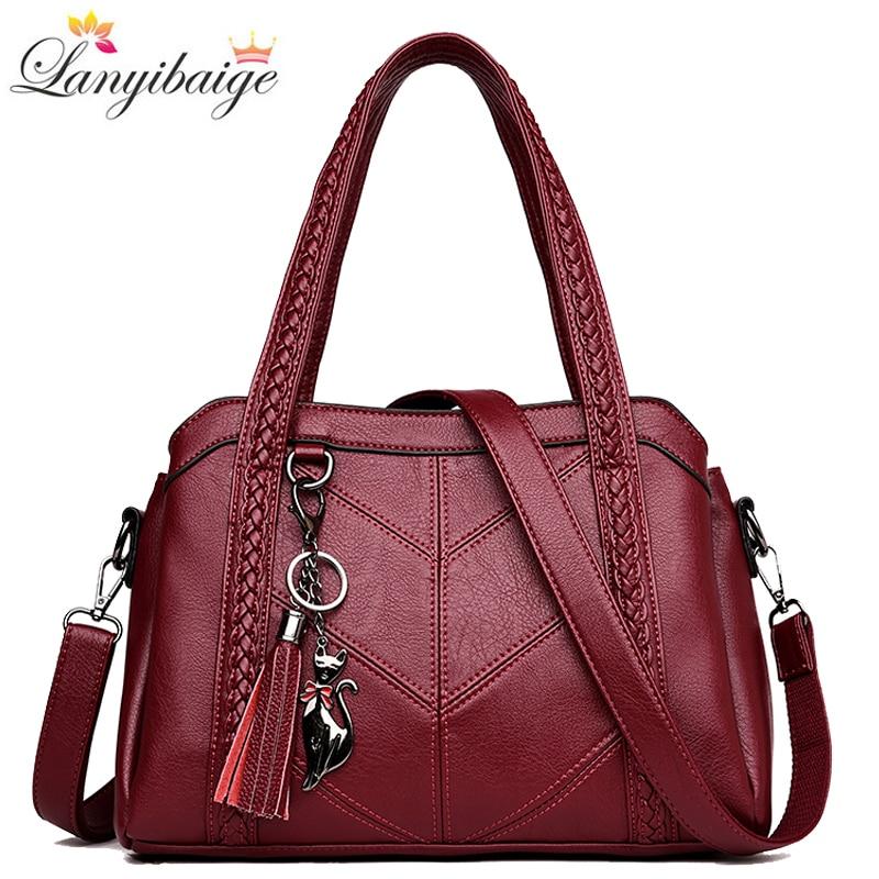 Luxury Handbags Women Bags Designer Crossbody Bags for Women 2021 New Purses And Handbags High Quality Leather Tote Bag Bolsa