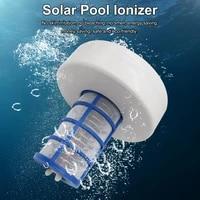 1 5 2w solar swimming pool purifier ionizer water purifier portable fish tank outdoor pool hot tub aquarium water purifier