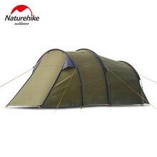 Naturehike Camping Tent Motorfiets 2 Personen 40D Nylon Siliconen Rijden Tent Regendicht Camping Outdoor Winddicht Camping Tent
