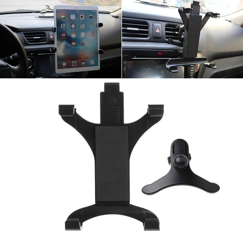 360 Car Air Vent Mount Holder Stand For 7-11inch ipad mini Air Galaxy Tab Tablet NEW