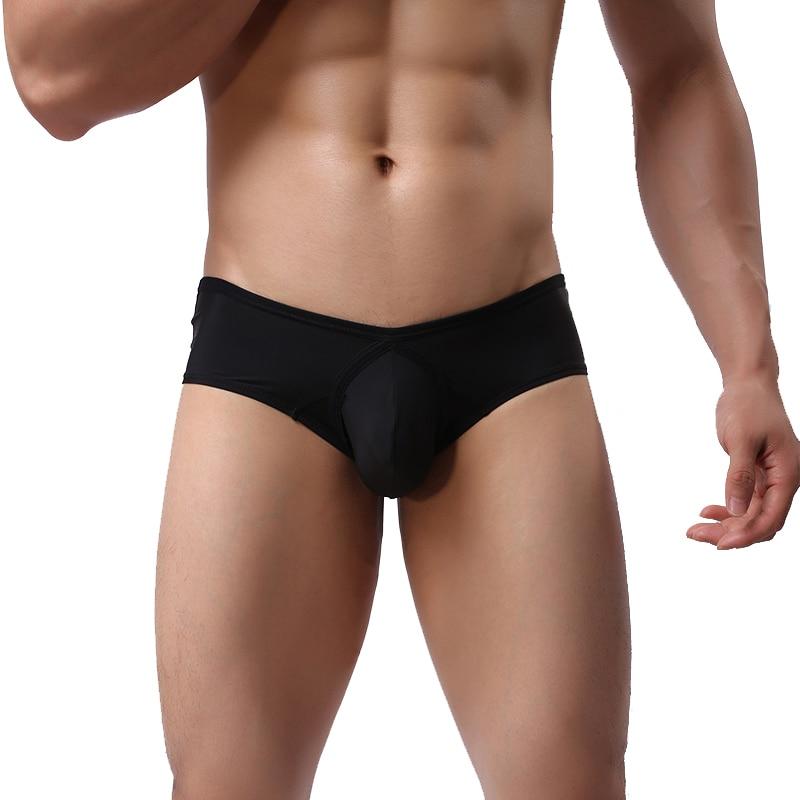 Мужские трусы-боксеры SSEXI 2021, мужские Бесшовные трусы, сексуальное нижнее белье, трусы, хипстерское нижнее белье с низкой посадкой