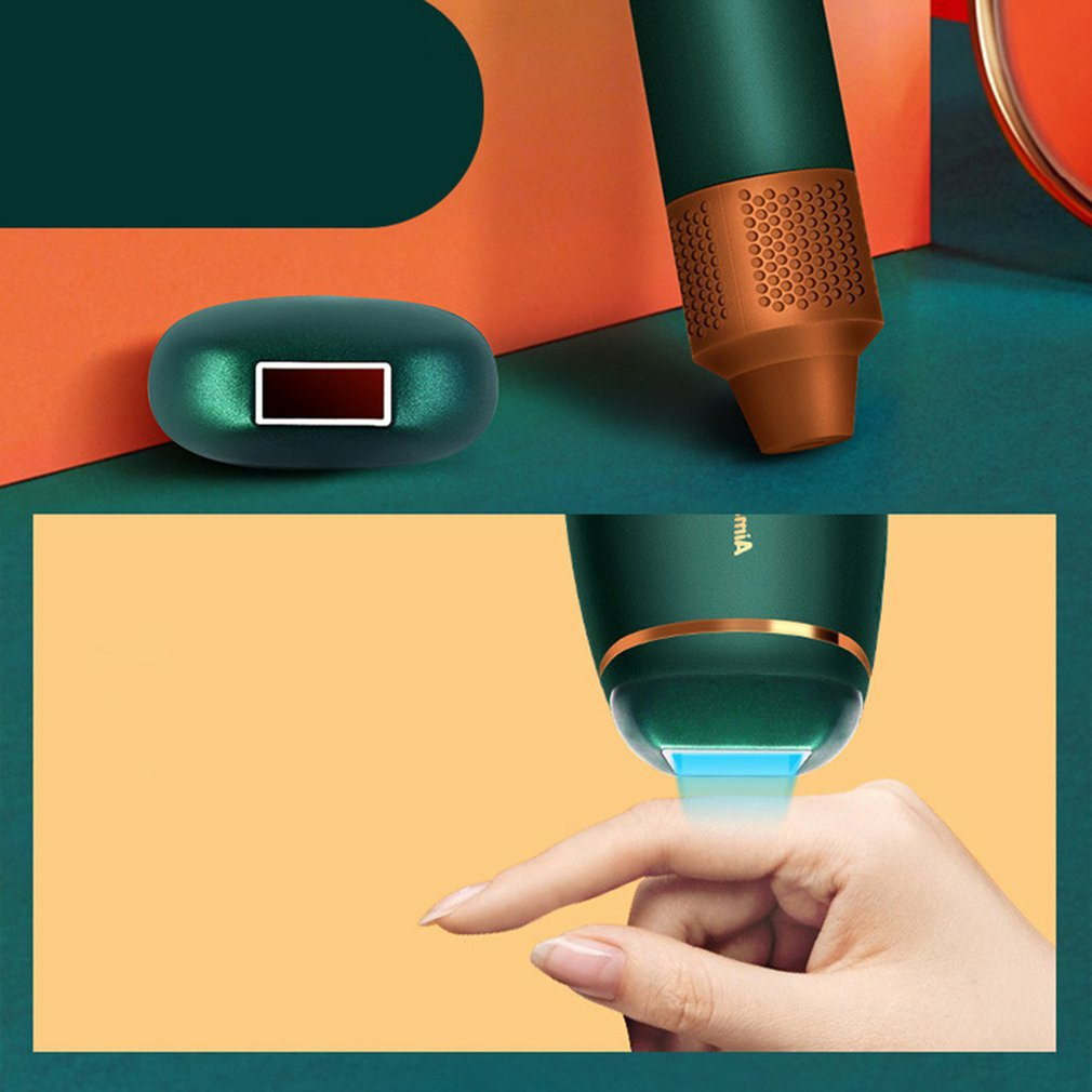 Ice Cool Laser Hair Removal For Women And Men Painless Laser Epilator Machine For Body Face Chin Legs At-Home Use enlarge