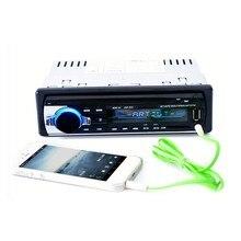 1DIN In-Dash Car Radio Stereo Digitale di Controllo Remoto Bluetooth Audio Musica Stereo 24V Auto Lettore Radio Mp3 USB/SD/AUX-IN