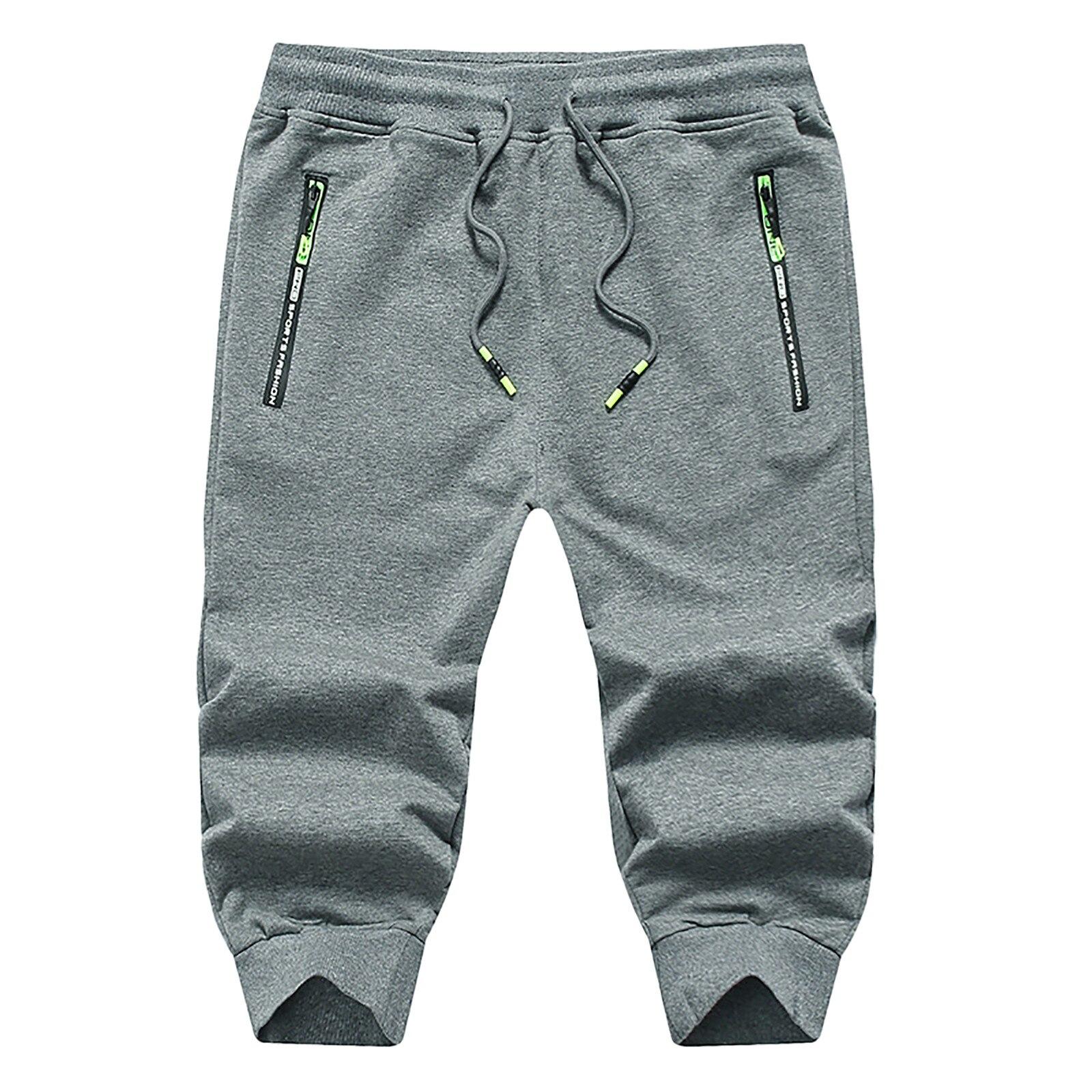 100% Cotton Soft Shorts Men Summer Casual Home Stay Men's Running Shorts Sporting Men Shorts Jogging Short Pants Men