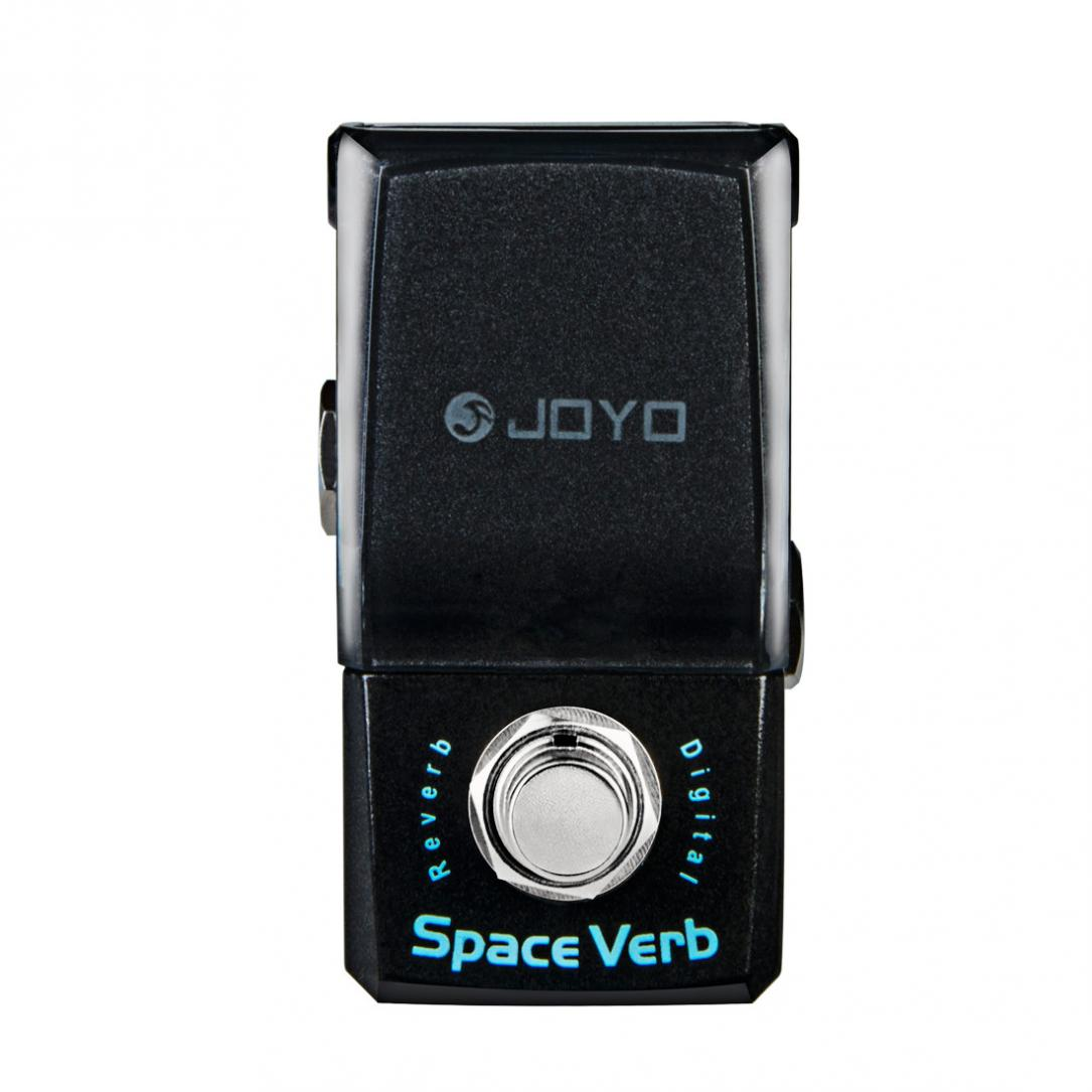 Joyo JF-317 Digital Reverb Guitar Effect Pedal with Knob for Electric Guitar Bass enlarge