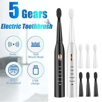 electric toothbrush for men and women couple houseehold whitening ipx7 waterproof toothbrushes ultrasonic automatic tooth brush