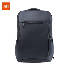 Orijinal Xiaomi Mi iş çok fonksiyonlu sırt çantaları 2 nesil seyahat omuz çantası 26L büyük kapasiteli 4 seviye su geçirmez