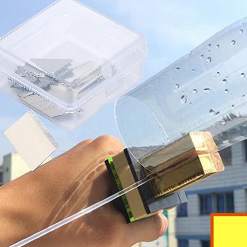 5 шт. утилизация пластиковых бутылок комплект лезвие аксессуары резец машины крафт бумага инструмент «сделай сам»