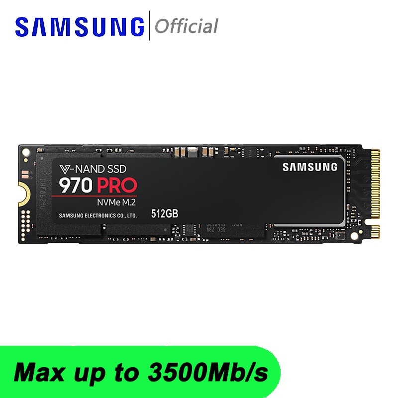 SAMSUNG SSD Hard Disk 1TB V-NAND SSD 970 RPO NVMe M.2 Internal SSD 512GB Solid State Hard Disk SSD PCIe 3.0 x4, NVMe 1.3 For PC
