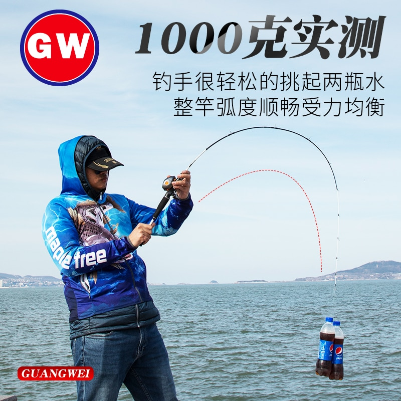1.68m 1.80m 1.98m Lure Fishing Rod Super Light Squid Boat Fishing Rod UL ML Power Rod Spinning Casting Pole 2-15 Lure Weight enlarge