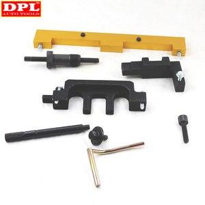 Image 2 - Установка бензинового двигателя набор инструментов для блокировки времени для BMW N42 N46 N46T B18 A B20 A B распределительного вала