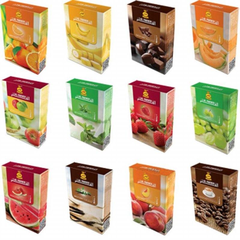 Arabic Hookah Cream Fruit Flavor Smoke Cream Fruit Tobacco Cut Tobacco50gram Wholesale Shisha Chicha