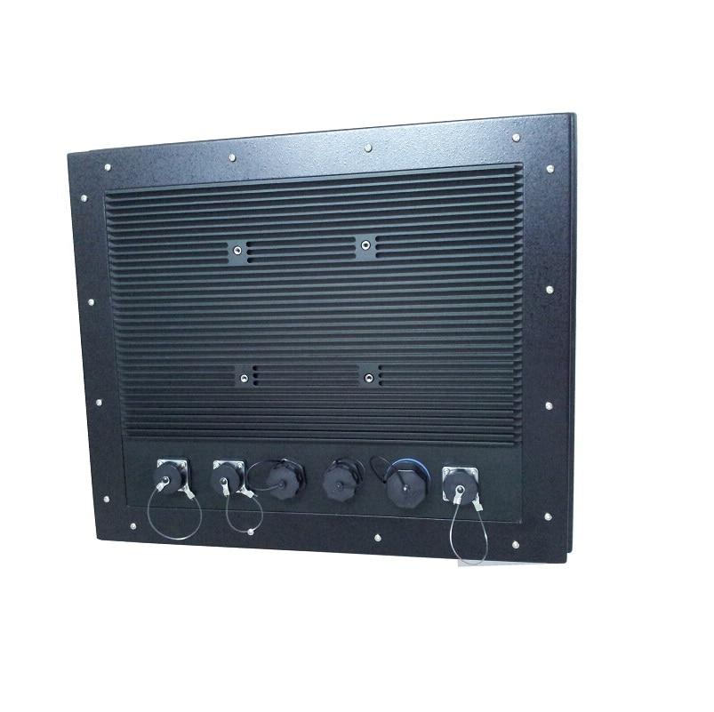 17 inch Waterproof Panel PC, Core i5-4200U CPU, 4GB RAM, 500GB HDD, 5-wire resistive touchscreen, OEM/ODM