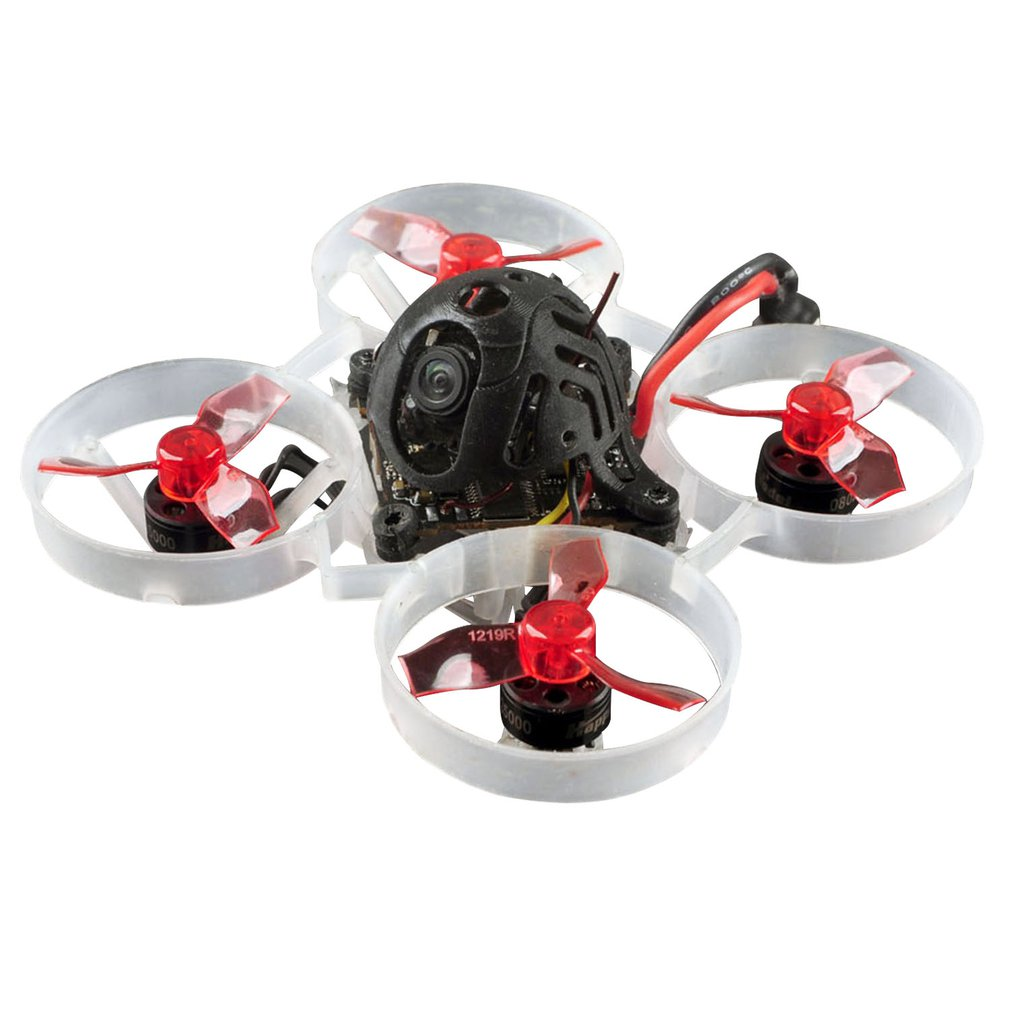 2021 New Mobula6 6 1S 65mm Brushless whoop FPV Racing Drone with 4in1 Crazybee F4 Lite Runcam Nano3 Happymodel