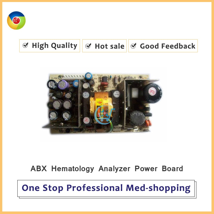 ABX MICRO 60/M60 ADIVA 60 Hämatologie Analyzer Power Board