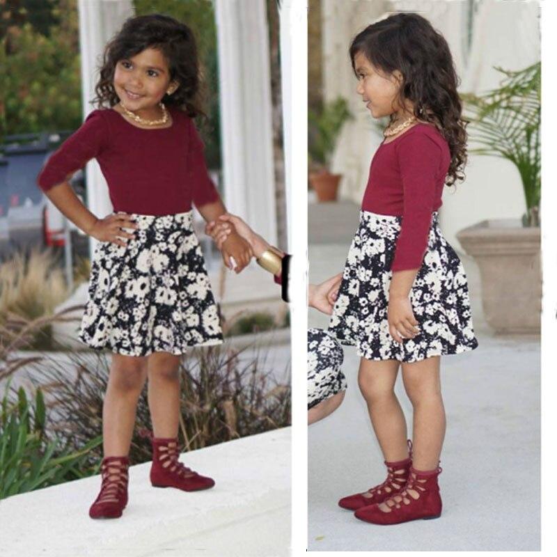 2020 New Kids Dresses For Girls Summer Spring Dress Baby Girl Clothes Princess Dress Girls Dress Little Girl Dresses Flower