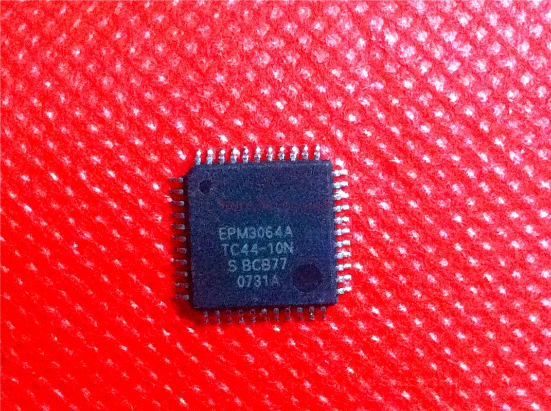 1 pcs/lot EPM3064ATC44-10N EPM3064ATC44-10 EPM3064ATC44 EPM3064 TQFP-44 En Stock