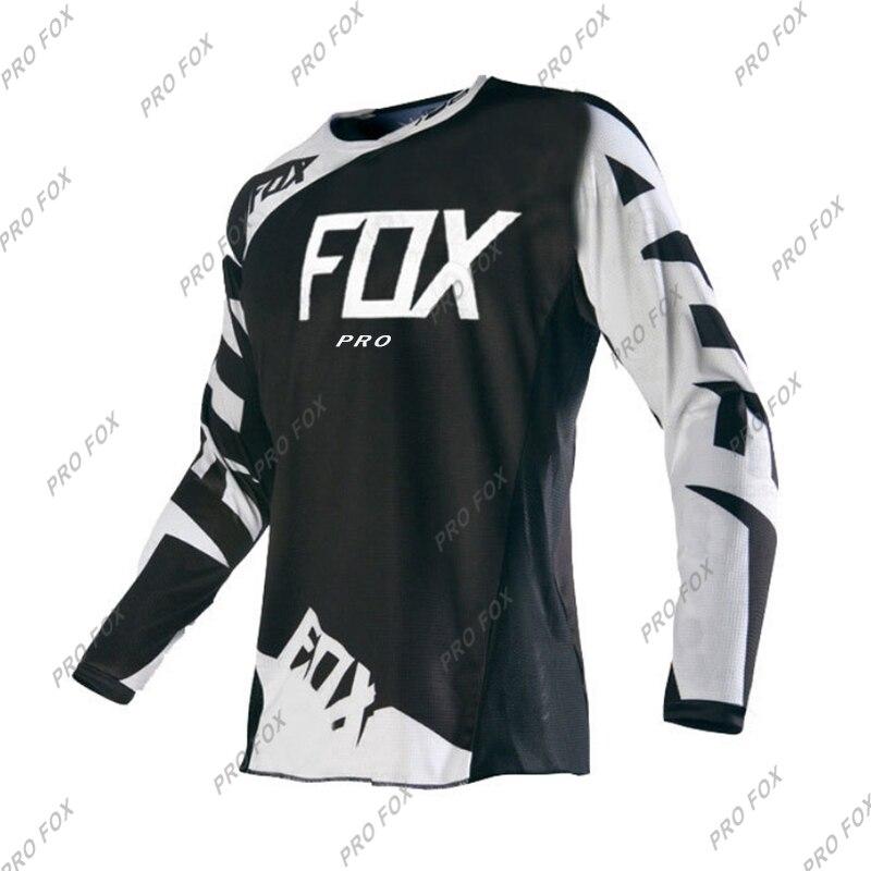 Мужская Новинка 2021, горный велосипед PRO FOX, Джерси для пересеченной местности мотоцикла