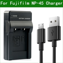 NP-45 NP-45A NP-45B NP-45S Digital Camera Battery Charger for Fujifilm instax SHARE SP-2 mini 90 Fin