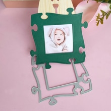 Metal personality lace phase frame cutting mould scrapbook photo album embossing gift card making handicraft decoration