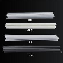50pcs En Plastique Baguettes De Soudage Réparation de Pare-chocs ABS/PP/PVC/PE Baguettes De Soudage Soudure Soudure Fournitures Pour Le Soudeur En Plastique