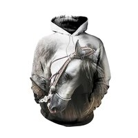 2021 new spring mens hoodie 3d printing hoodie long sleeve fashion hoodie mens loose sweater direct sales