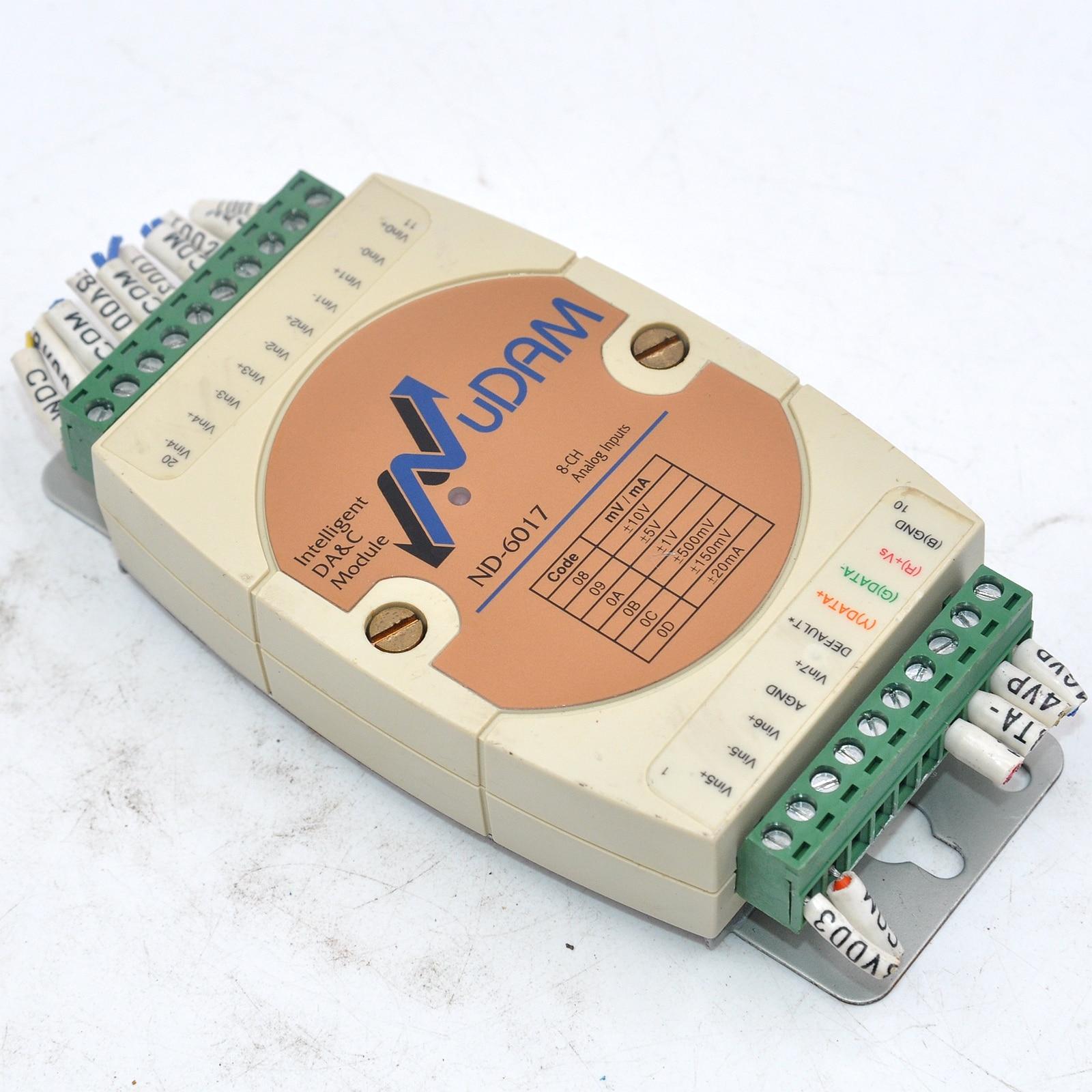 ADLINK  ND-6017  8-CH Analog Input Module