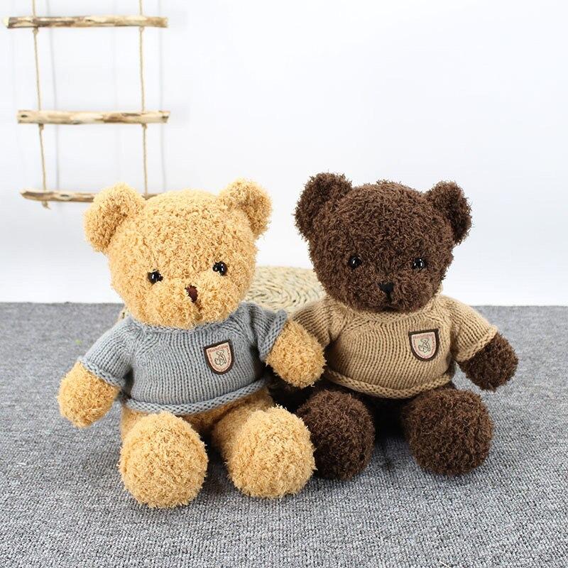 Милый плюшевый мишка, плюшевые игрушки, мягкие животные, мягкие игрушки для детей, плюшевые игрушки, детские игрушки, детская игрушка, подар...