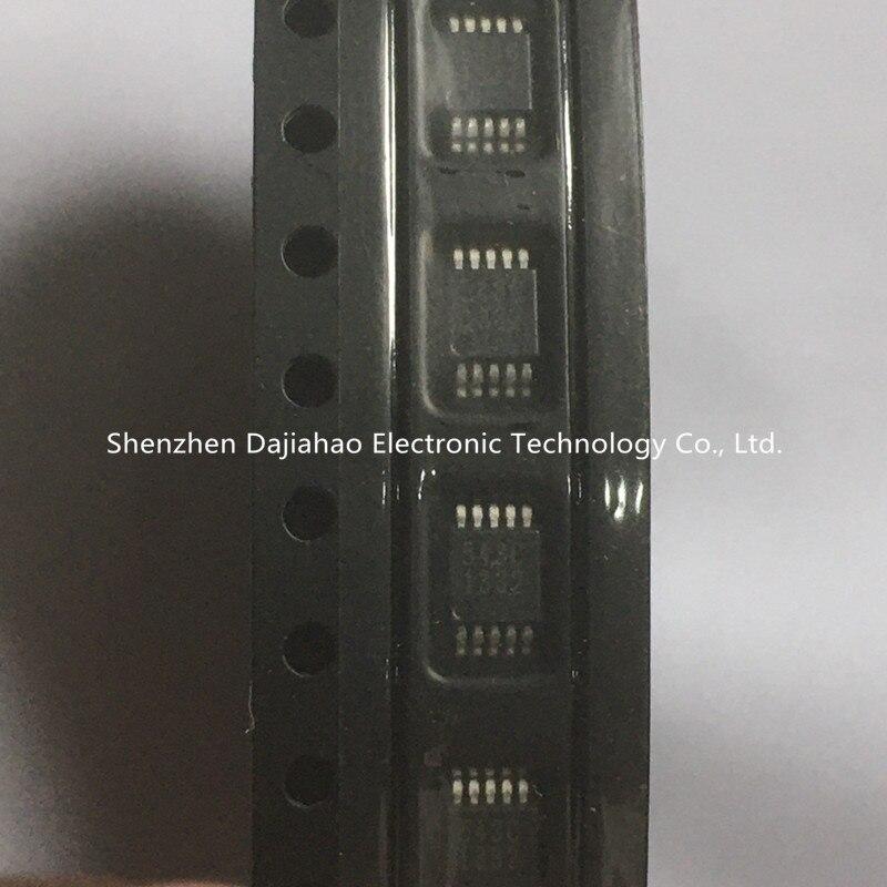 5 pçs/lote CS5343-CZZRS impressão creen 534C MSOP10 chips ic CS5343-CZZ