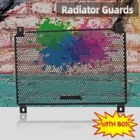 motorcross cooler guard radiator grill cover black for kawasaki ninja 1000sx tourer performance performance tourer 2020 2021