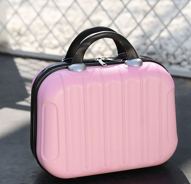 جرلي القلب لطيف الوردي الأسطوانة حقيبة Di126-39874