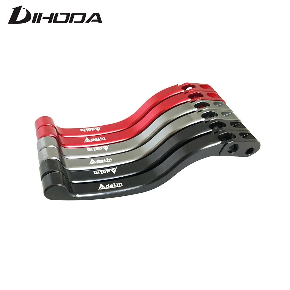 Универсальный Гидравлический тормозной насос с ЧПУ для мотоцикла, главный цилиндр, рычаг ручки для PX-1 Adelin, левого или правого или нескольких моделей