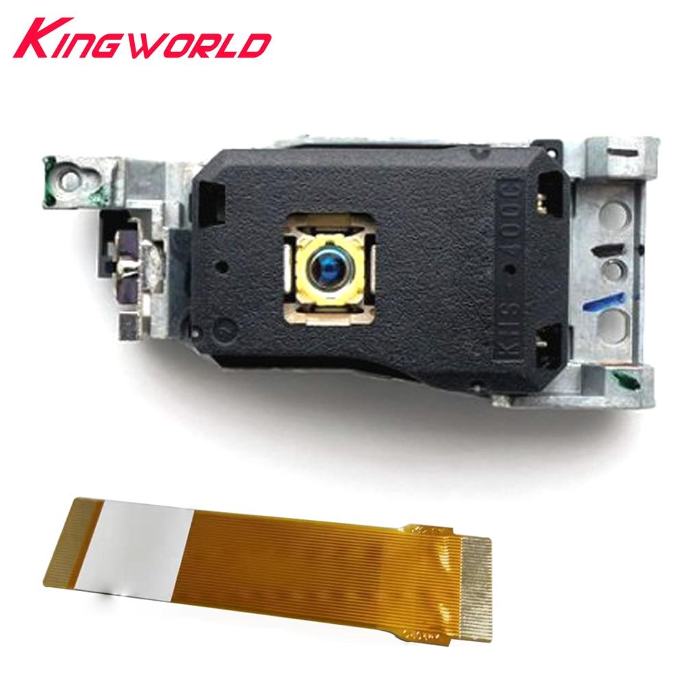 50 قطعة KHS-400C عدسة وحدة ليزر رئيس استبدال ل PS2 وحدة إصلاح التبعي