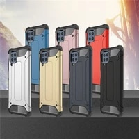 for samsung galaxy m32 case anti knock silicone tpu bumper rugged armor back cover for samsung m32 phone case for samsung m32
