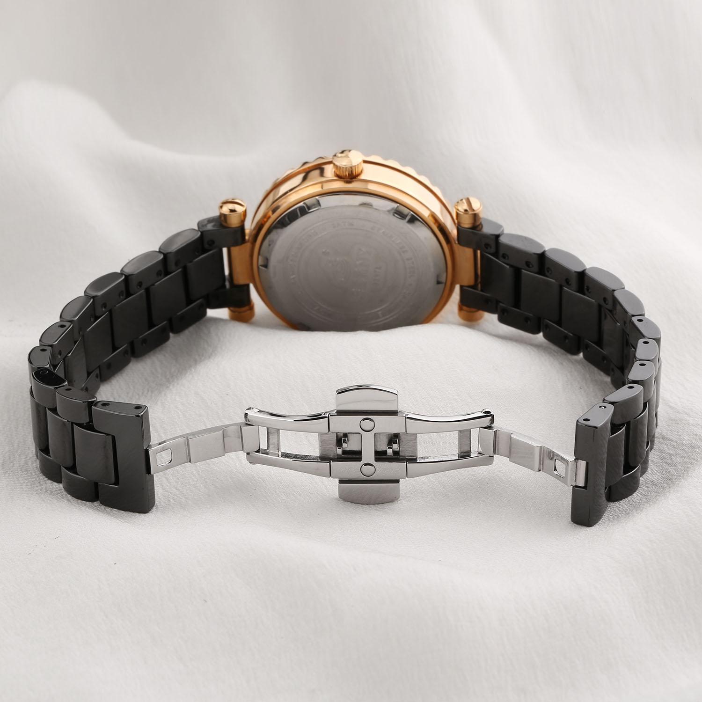 Women's Watches Ceramic Ladies Watch Luxury Reloj Mujer Waterproof Quartz Wristwatch Zegarek Damski Ceramic Bracelet For Women enlarge